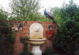 Wrights of Campden - no. 1 - Wall Fountain
