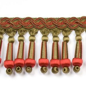 Color De Seda -  - Tassel Fringe