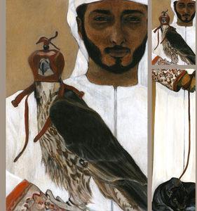 MARTINE SERGNI DECORS -  - Contemporary Painting