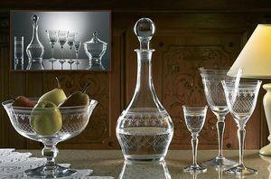Moravské sklárny Kvetná s.r.o. -  - Glasses Set