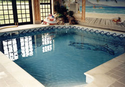 Designer Ceramics - Shackerley -  - Indoor Pool