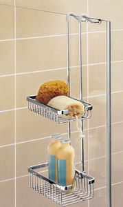 Coram Showers - hanging double basket - Shower Caddy