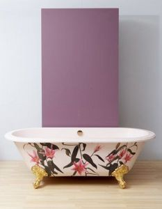 Consulto Collection -  - Freestanding Bathtub With Feet