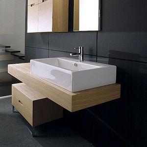Bathroom Trading Company - modula 'box 80' washbasin - Freestanding Basin