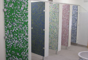 Aaztec Associates - recycloo - Partition Wall