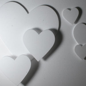Graham Sweet - hearts - standard - Wall Decoration