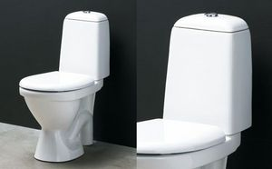 Sverdbergs Of Sweden - wc floor standing s-trap - Toilet