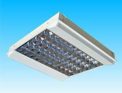 Sondia Lighting - whisper - recessed lg3 t5 modular fittings - Office Ceiling Lamp
