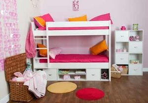 Stompa - uno 2 - Children Bunk Bed