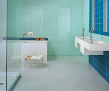 Saint-Gobain Glass - sgg feeling:carrelage en verre - Wall Tile