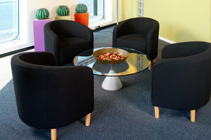 Project Office Furniture - breakout and reception seating - Reception Armchair
