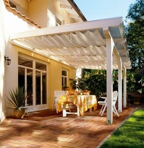 DIRECT ABRIS -  - Attached Pergola