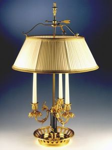 TISSERANT Art&Style - compiegne - Library Lamp