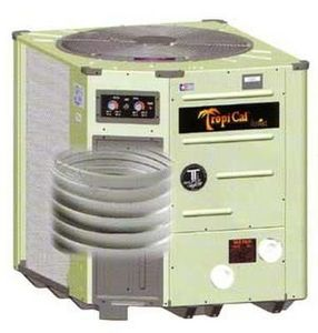 Piscine Online - aqua cal tropica - Swimming Pool Heater