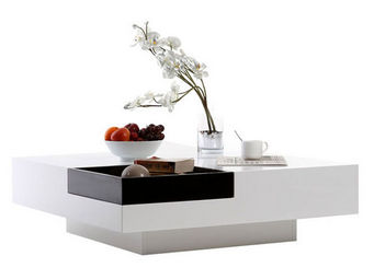 Miliboo - teena table basse - Square Coffee Table