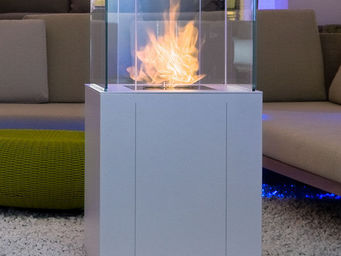 ITALY DREAM DESIGN - twin  - Flueless Burner Fireplace