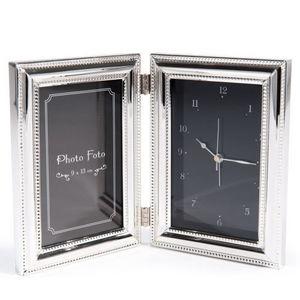 MAISONS DU MONDE - réveil cadre photo victorine - Alarm Clock