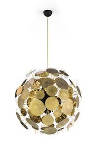 BOCA DO LOBO - newton suspension - Ceiling Lamp