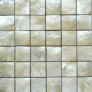 STUDIO VEGA - mopr-wh-a30 - Mosaic Tile Wall