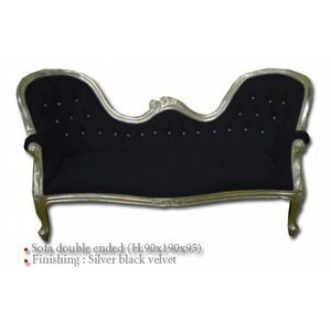 DECO PRIVE - double ended - 2 Seater Sofa