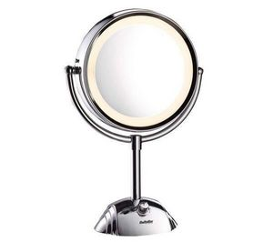 BABYLIss - miroir lumineux 8438e - Lighted Tabletop Mirror