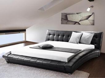 BELIANI - lit lille - Double Bed