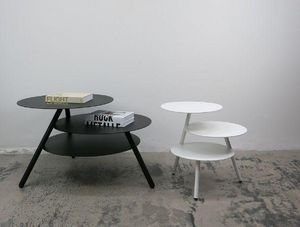 pulpo -  - Round Coffee Table