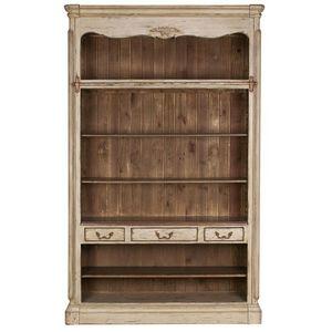 INTERIOR'S - bibliothèque assemblable 3 tiroirs - Open Bookcase