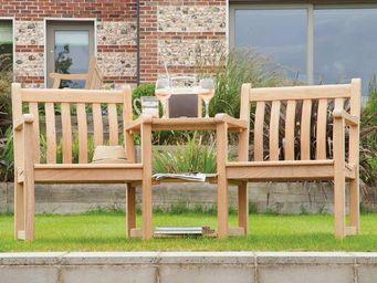 Alexander Rose - timber - Garden Armchair