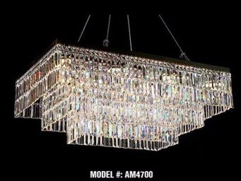ALAN MIZRAHI LIGHTING - am4700 - Chandelier