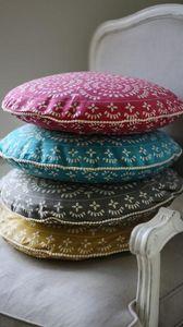 RAINE & HUMBLE -  - Round Cushion