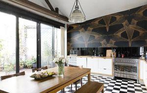 Bien Fait - blackbirds - Wallpaper