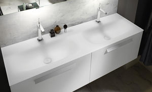 BURGBAD - sana - Double Basin Unit