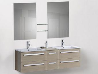 BELIANI - meubles vasques - Vanity Unit