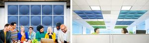 Slalom -  - Acoustic Ceiling