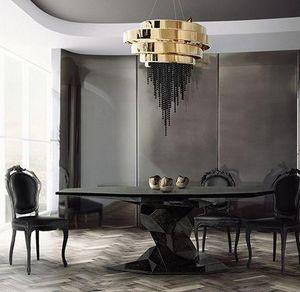 BOCA DO LOBO - bonsai - Rectangular Dining Table