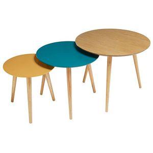 Maisons du monde - fjor - Nest Of Tables