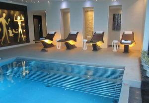 GUNCAST SWIMMING POOLS -  - Indoor Pool
