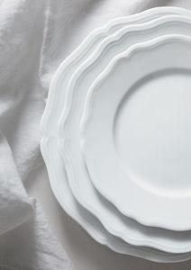 Raynaud - argent - Dinner Plate