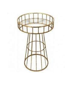 DECO PRIVE -  - Pedestal Table