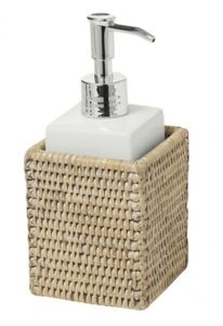 ROTIN ET OSIER - mahé-- - Soap Dispenser
