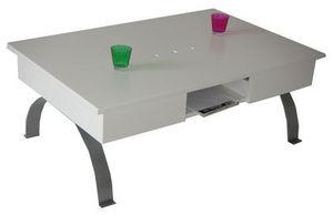 RUBBENS DESIGN -  - Liftable Coffee Table