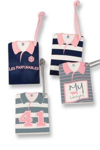 Les Parfumables - bijou de sac les parfumables - Handbag Jewellery