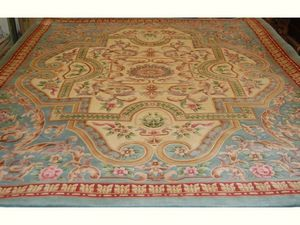 CNA Tapis - empereur - Savonnerie Carpet