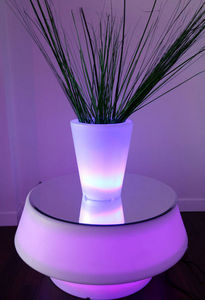 LED ON -  - Luminescent Coffee Table