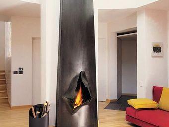 Focus - magnifocus éclaté - Open Fireplace