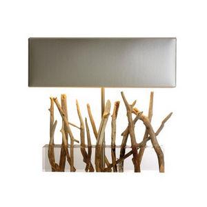 Bleu Nature - sillanaq - Table Lamp
