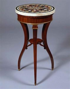 ANTOINE CHENEVIERE FINE ARTS - austrian gueridon - Pedestal Table