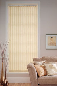Dw Arundell & Company - vertical blinds - Blind With Vertical Stripes