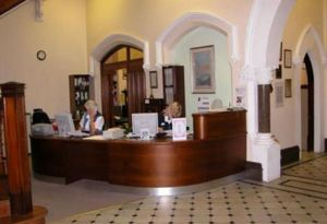 Tunnicliffe Furniture -  - Reception Desk